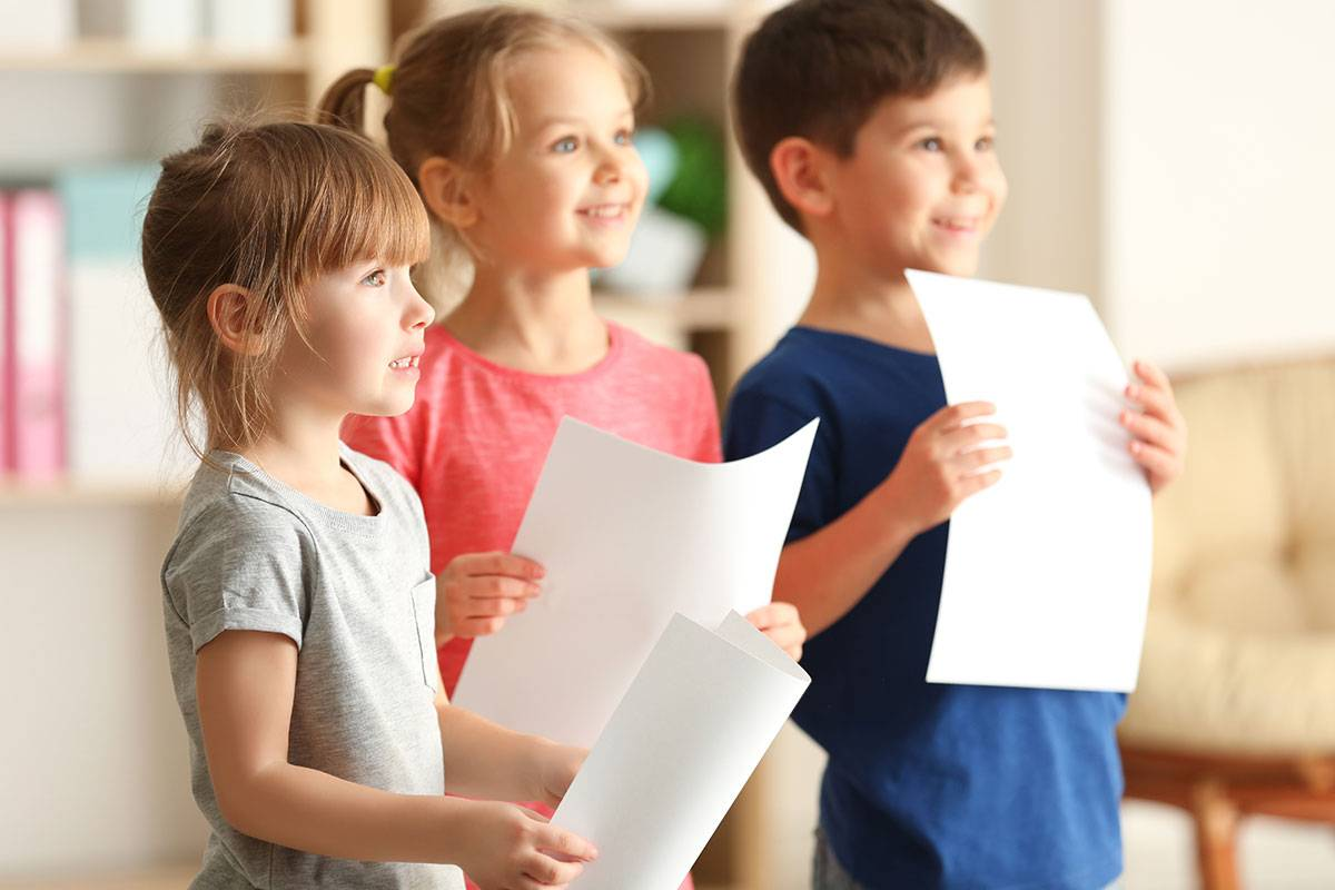 Toddlers' Group Singing Lessons